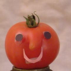 That's Mr. Tomato to you