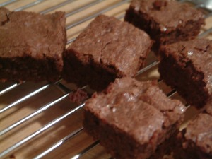 Fair Trade Brownies
