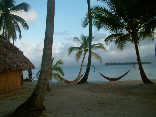 Panama hammock