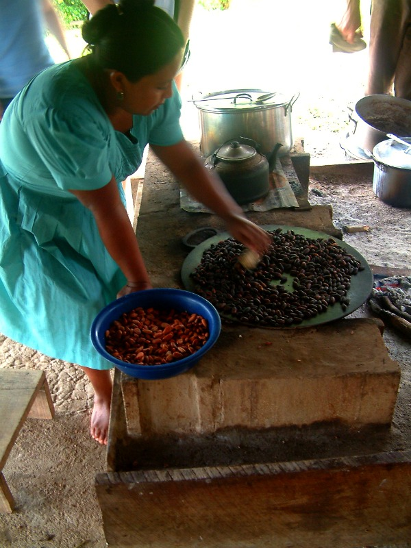 Traditional Mayan Chocolate Drink Kitchen Report