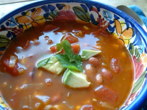 Mexican soup 2