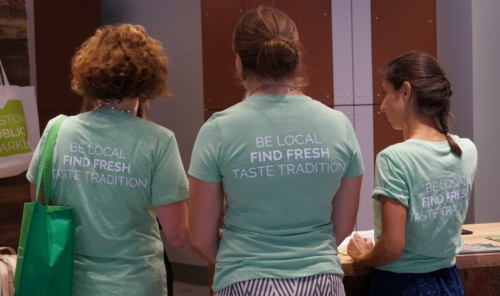 Boston Public Market hopes to draw consumers who care about where and how  their food is sourced.